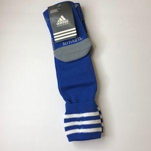 Kids Adidas Climalite soccer socks